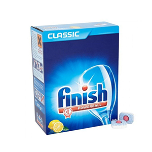 BUY FINISH DISHWASHER TABS POWERBALL CLASSIC LEMON