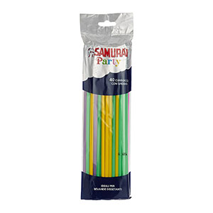 BUY SAMURAI DRINKING STRAWS ONLINE UK
