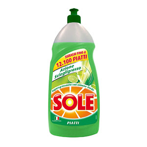 BUY SOLE LEMON DISHWASHING LIQUID ONLINE UK