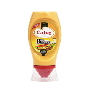BUY CALVE' BURGER SAUCE TOP DOWN 250ml