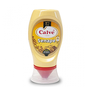 BUY CALVE' MUSTARD TOP DOWN 250ml