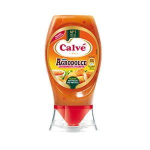 BUY CALVE' SWEET AND SOUR SAUCE TOP DOWN 250ml