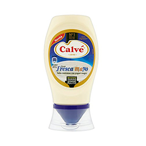 BUY CALVE' FRESH MAYONNAISE TOP DOWN 225ml
