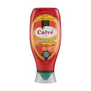 BUY CALVE' KETCHUP TOP DOWN 500ml