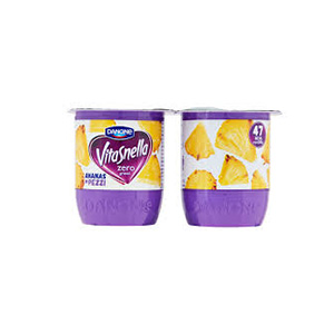 BUY DANONE VITASNELLA 0% FAT ANANAS YOGURT