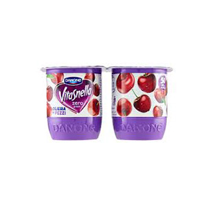 BUY DANONE VITASNELLA 0% FAT CHERRY YOGURT