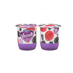 BUY DANONE VITASNELLA 0% FAT MIXED BERRIES YOGURT