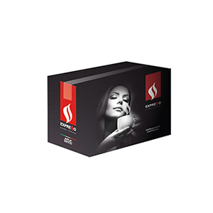 BUY EXPRESSO COFFEE PODS BOX 10 PIECES