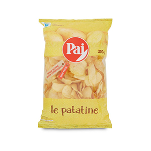 BUY ITALIAN POTATO CHIPS PAI 300g