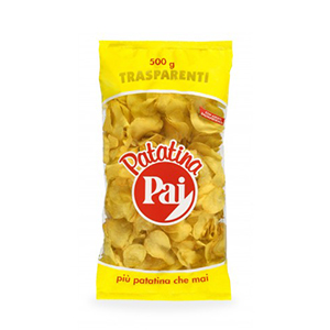 BUY ITALIAN POTATO CHIPS PAI 500g