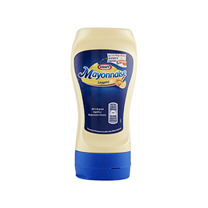 BUY KRAFT LIGHT MAYONNAISE SQUEEZE LEGERESSE 223g