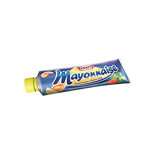 BUY KRAFT MAYONNAISE TUBE 150g