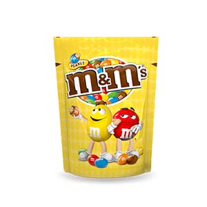 BUY M&M's PEANUTS 45g