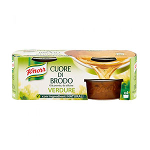 BUY VEGETABLE TASTE STOCK CUBE KNORR