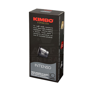 BUY COFFEE KIMBO INTENSO COMPATIBLE CAPSULES