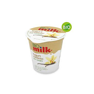 BUY MILK YOGURT BIO CREAMY VANILLA