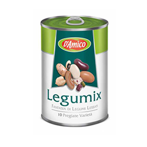 BUY D'AMICO MIXED LEGUMES FANTASY CAN 400g