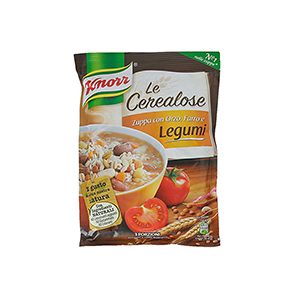 BUY KNORR CEREAL LEGUMES SOUP 119g ONLINE UK