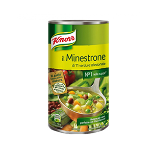 BUY KNORR VEGETABLE SOUP MINESTRONE 500g ONLINE UK