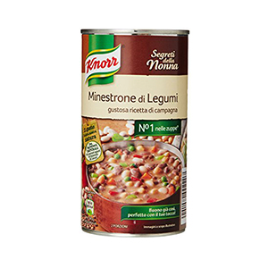 BUY KNORR VEGETABLE SOUP WITH LEGUMES 500g ONLINE UK