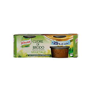 BUY KNORR VEGETABLE TASTE STOCK CUBE LOW SALT