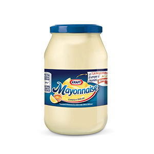 BUY KRAFT CLASSIC MAYONNAISE GLASS 200ml