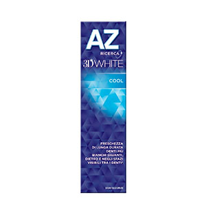BUY AZ TOOTHPASTE 3D WHITE COOL