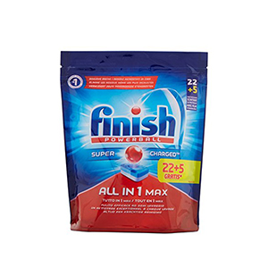 BUY FINISH DISHWASHER TABS POWERBALL ALL IN 1 MAX REGULAR