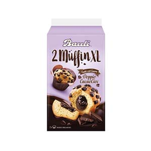 BUY BUALI 2 MUFFINS DOUBLE COCOA CHOCOLATE