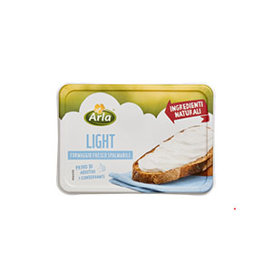BUY ITALIAN SPREADABLE CHEESE ARLA LIGHT