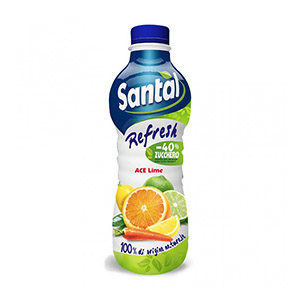 BUY SANTAL REFRESH ACE LIME JUICE